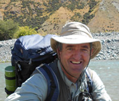Alan Campbell will guide you on a fishing experience you won't forget.